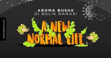 "[Editorial] Aroma Busuk di Balik Narasi ""A New Normal Life"""